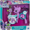 Hasbro My Little Pony Tempest Shadow siklóval