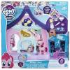 Hasbro Mylie Little Pony játékkészlet a Pinkie Pie 2v1-vel
