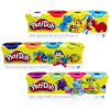 Hasbro Play-Doh 4 tégely színes gyurma