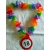 Hawaii fűzér évszámos táblával (20-as)