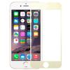 Haweel szuper ellenálló keményített üveg (Tempered Glass) Apple iPhone 6 Plus / 6S Plus -ra - 0.33mm – arany