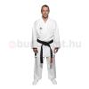 """Hayashi Karate ruha, Hayashi, WKF, kumite, """"Delux Kumite"""", fehér, hímzett, extra szellőzéssel"""