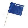 Hazai Bírói zászló, WKF, kék
