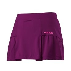 Head Club Basic Skort G Purple 140