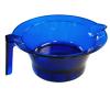 Head Jog átlátszó kék festőtál