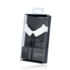 Headset: Forever CM-370 fekete masnis headset + tároló tasak