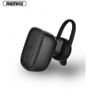 Headset: Remax RB-T18 fekete bluetooth headset csomagolt