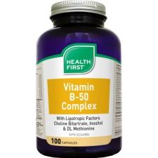 Health Health first b-50 vitamin komplex100 db táplálékkiegészítő