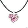 Heartbreaker szívbreaker by Drachenfels Női ezüst Anhänger Lánc LD AT 52 RE