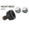 Hecht 08023 locsoló tömlővég csatlakozó 34 + 1