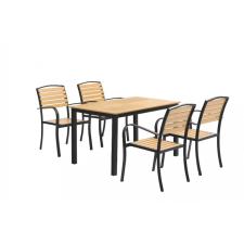 Hecht Monza kerti bútor szett kerti bútor