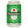 Heineken minőségi világos sör 5% 0,33 l