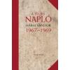 Helikon A TELJES NAPLÓ 1967-1969