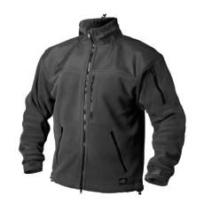 HELIKON-TEX Classic Army gyapjú dzseki megerősített fekete 300g/m2