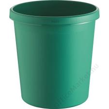 HELIT Szemetes, 18 liter, HELIT, zöld (INH6105852) szemetes