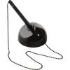 HELIT Ügyféltoll, 0,7 mm, klasszikus, , fekete