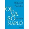 Heller Ágnes OLVASÓNAPLÓ 2013-2014 - ÜKH 2014