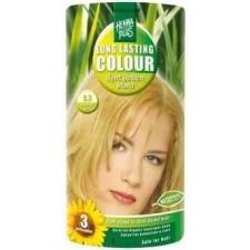 HennaPlus Long Lasting Colour tartós hajfesték 8.3 aranyszőke 1db hajfesték, színező