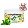HerbaDoctor Arany Menta Testbalzsam 200 ml, 24 karátos arany, gyógynövények, shea vaj, olivaolaj - HerbaDoctor