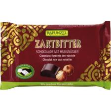 Herbaház BIO RAPUNZEL FÉLÉDES CSOKOLÁDÉ EGÉSZ MOGYORÓ 100G csokoládé és édesség