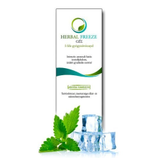 Herbal FREEZE gyógynövénykivonatos hűsítő gél gyógyhatású készítmény