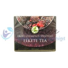 Herbária HERBÁRIA FEKETE TEA ERDEI GYÜMÖLCS ÍZŰ FILTERES 10DB tea