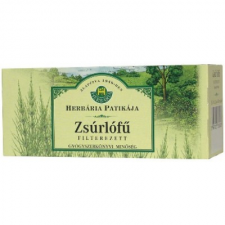 Herbária Mezei zsurlófű filteres tea gyógytea
