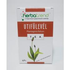 Herbatrend Szálas Dobozos Útifûlevél tea 40 g tea