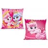 Hercegnők Disney Princess, Hercegnők Palace Pets párnahuzat 40*40 cm