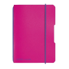 Herlitz Hungária Kft. Herlitz my.book flex füzet A6 40 lapos kockás Color Blocking indonesia pink