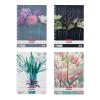 Herlitz Hungária Kft. Herlitz Spirálfüzet A4, 70 lapos Flower kockás