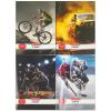 Herlitz Xbook: sportos vonalas füzet - A5, 21-32, többféle