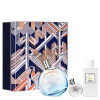 Hermes Eau Des Merveilles Bleue Szett 100+7,5+80