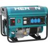 Heron benzinmotoros áramfejlesztő, egyfázisú 5.5KVA (8896113)