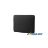 "Hewlett Packard HP 14"" Black Sleeve fekete notebook táska"