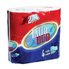 HIGI Toalettpapír HIGI/LILLA Duo 4 tekercses 2 rétegű higiéniai papíráru