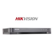 Hikvision DS-7232HQHI-K2 TurboHD DVR, 32 port, 3MP, 1080P/480fps, 720P/800fps, H265+, 2x Sata, Audio, AHD/CVI biztonságtechnikai eszköz
