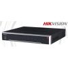 Hikvision DS-7716NI-K4 NVR, 16 csatorna, 160Mbps rögzítési sávszélesség, H265, HDMI+VGA, 3x USB, 4x Sata, I/O