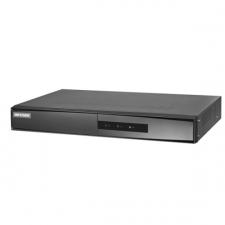 Hikvision NVR rögzítő - DS-7608NI-K1 (8 csatorna, 80Mbps rögzítési sávszélesség, H265, HDMI+VGA, 2xUSB, 1xSata, I/O) biztonságtechnikai eszköz