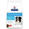 Hill's Prescription Diet 2x12kg Hill's PD Canine Derm Defense száraz kutyatáp