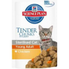 Hill's SP Feline Young Adult SterilizedCat Chicken