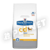 Hills PD Canine c/d Urinary Tract Health 5kg