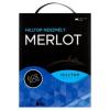 Hilltop Bor-Box Neszmély Felső-Magyarországi Merlot száraz vörösbor 12,5% 3 l