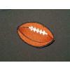 Hímzett amerikai focilabda