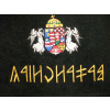 Hímzett Angyalos címeres törölköző