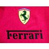 Hímzett Ferrari törölköző