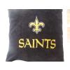 Hímzett New Orleans Saints párna