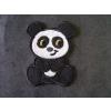 Hímzett panda maci