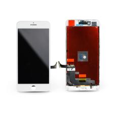 HiPix LCD kijelző érintőpanellel - Apple iPhone 8 Plus 5.5&quot, - HiPix AAA kiváló minőségű, utángyártott - fehér mobiltelefon kellék