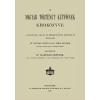 Históriaantik Könyvesház Kiadó A magyar történet kútfőinek kézikönyve - Enchiridion fontium historiae Hungarorum